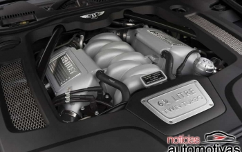 Bentley aposenta motor V8 6.75 lançado em 1959