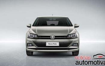 De novo! VW Polo e Virtus ficam até R$ 1.800 mais caros