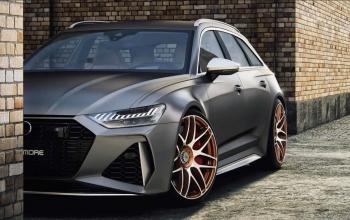 E que tal uma Audi RS6 Avant mais potente que um Bugatti Veyron