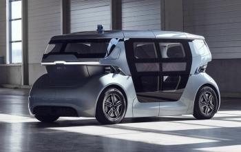 Marca sueca lança veículo autônomo como parte de ecossistema de mobilidade