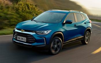 Chevrolet Tracker 2021 é econômico. Só não espere chegar tão longe com ele
